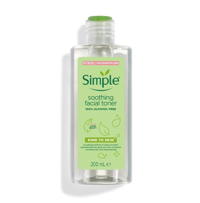 Cách Sử Dụng Toner Simple Kind To Skin Đúng Chuẩn!